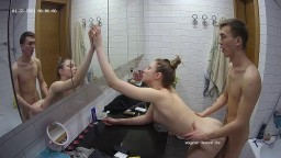 Guests morning bathroom fuck jan 25 01 2021