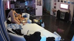 Jakar Laura hot 3some with guest guy in Living room feb 13 02 2021 cam 2