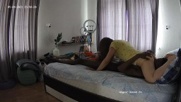 Sunny Angelo 69 blowjob in Bedroom May 04 2021