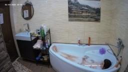 Funny bath and shave, Jun09/20