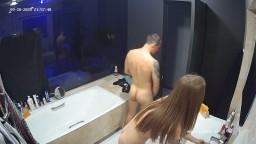 Amanda and Jonas quick wash after orgy sep 20 09 2020
