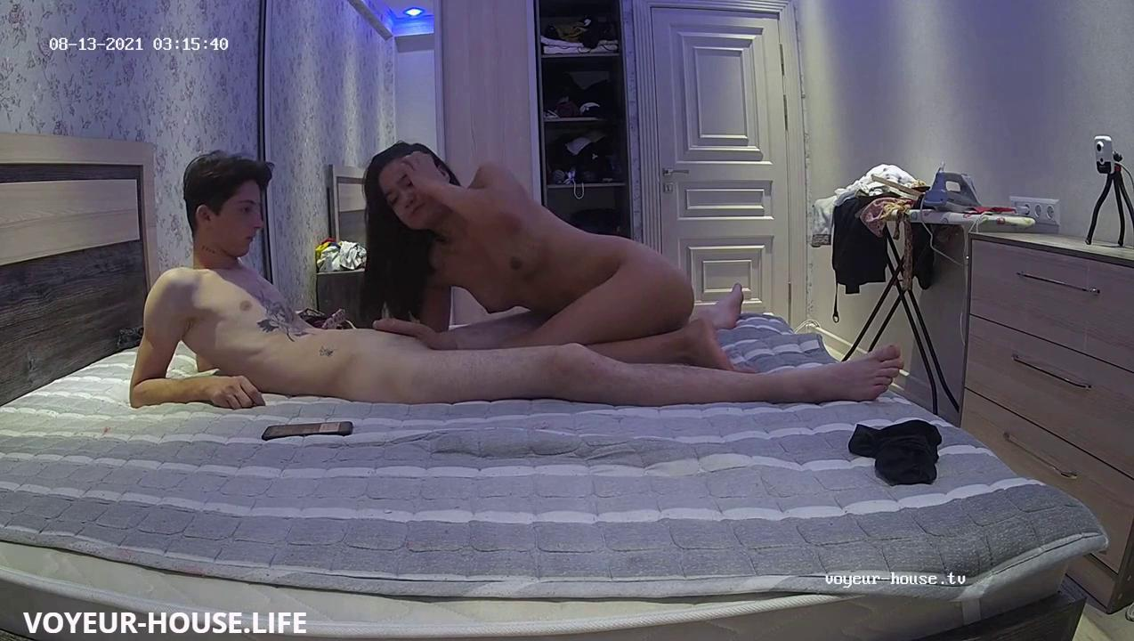 Ayako Bango more bedroom sex 13 Aug 2021 full video go to voyeur house life