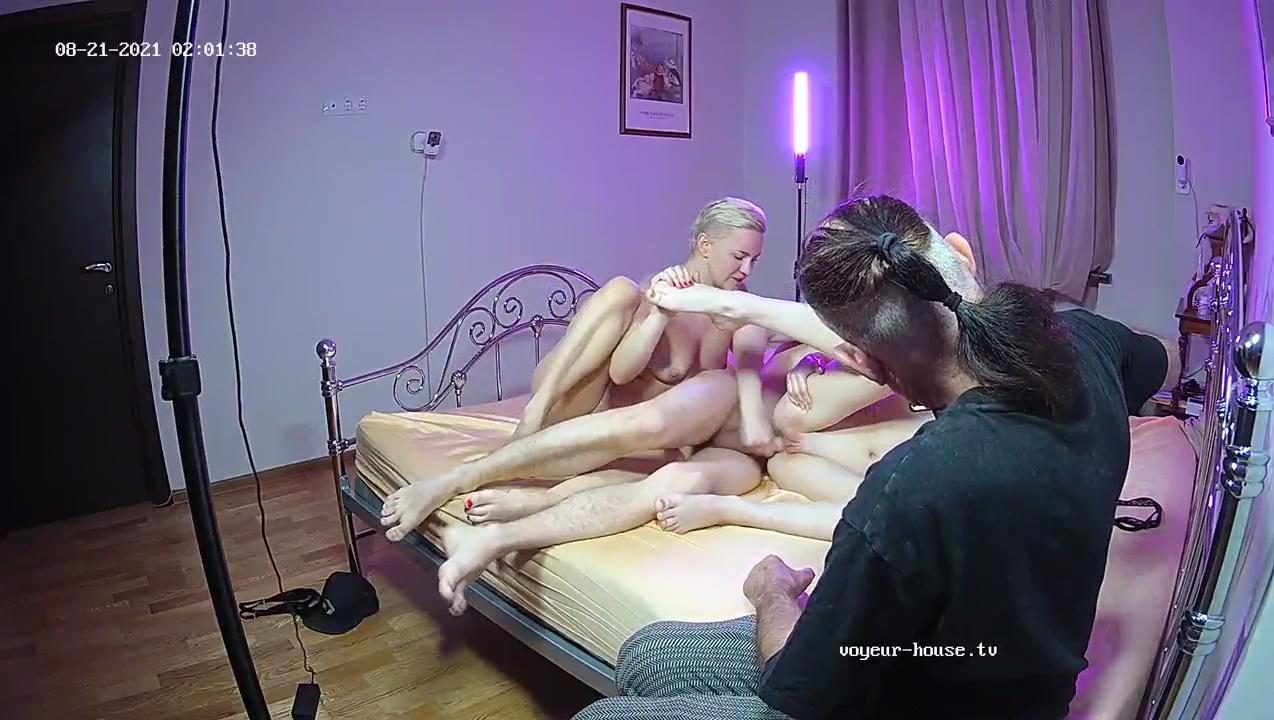 Milana Robien Guest girl sex video shoot 21 Aug 2021