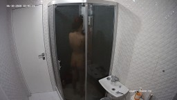 Sofia another shower, Jun10/20