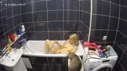 Marry shower and waterbate, Jun10/20