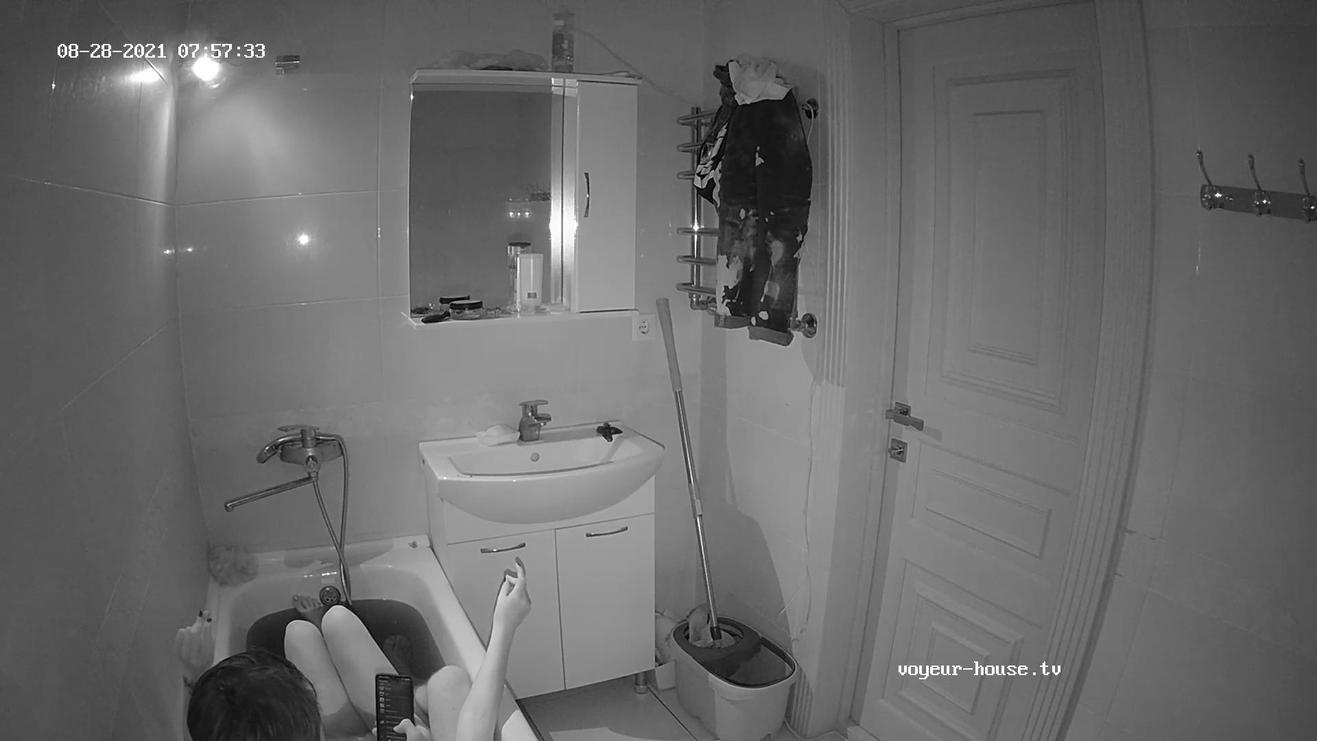 Artem Siora bath together 28 Aug 2021 cam 2
