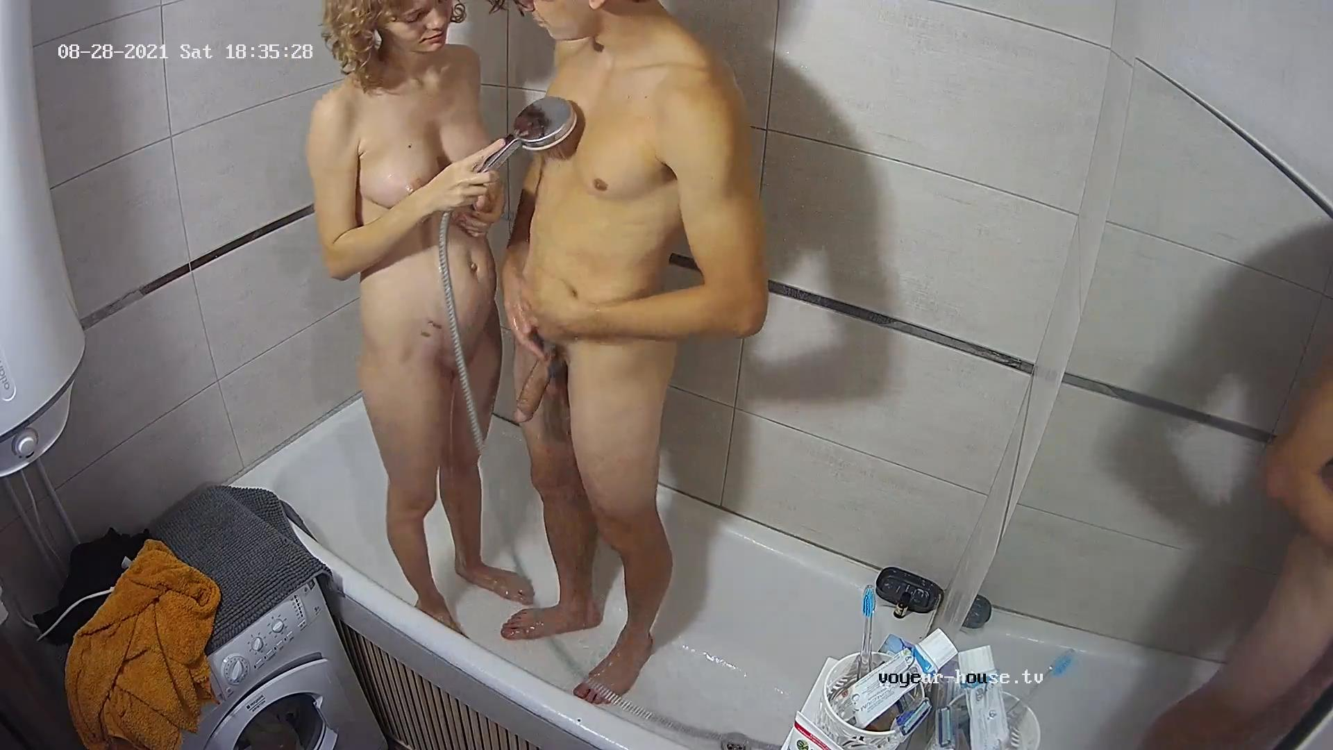 Mars Jessi shower 28 Aug 2021