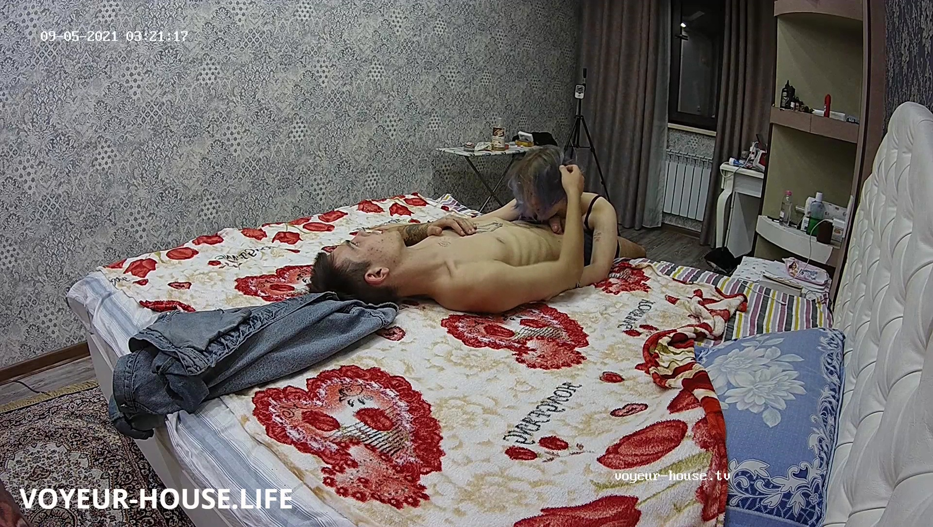 Siora Tristan are having fun in the bedroom sep 04 2021