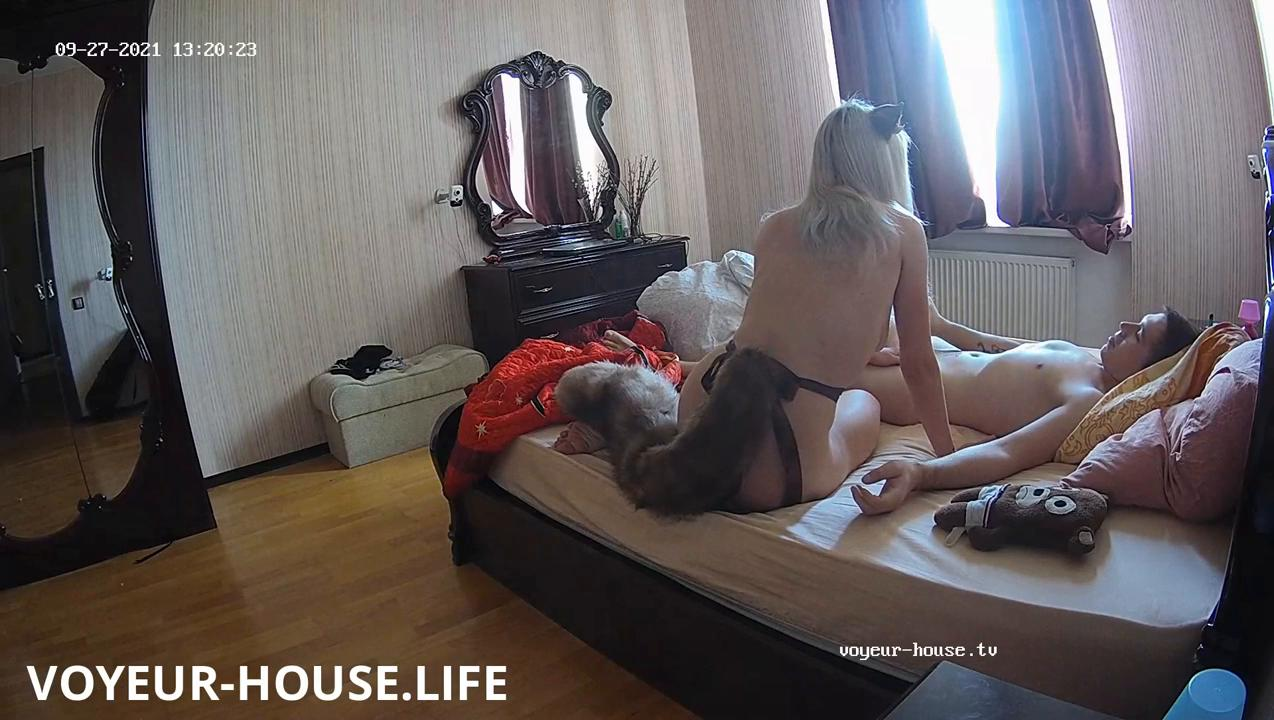 Luchik and Foxy Slave blowjob sex sep 27 2021 cam 2
