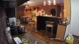 Sabrina naked kitchen, May30/20