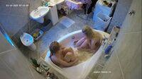 Guest girls showering Mar14 cam 2