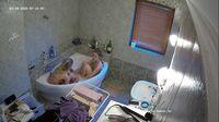 Guest girls showering Mar14