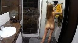 GUEST GIRL QUICK SHOWER AFTER SEX JUL 21 07 2020 othercam